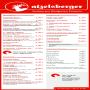 atzelsberger Restaurant Biergarten Erlebnis - Speisekarte