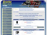 Website von @xaviar Computer und Mehr
