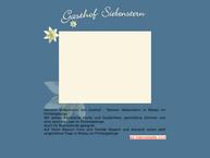 Website von Gasthof Siebenstern