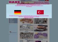 Website von H&N MÖBELHANDELSGES.M.B.H. - HANE MÖBEL