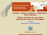 Website von CAM-Service GmbH