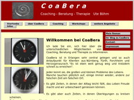 Website von Coabera Coaching-Beratung-Therapie Ute Böhm