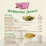 Restaurant Schweine Janes - Salate