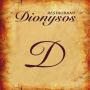 Restaurant Dionysos - Speisekarte
