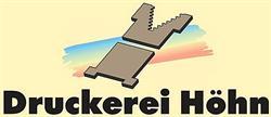 Druckerei Höhn Inh. Martin Höhn Satz und Druck