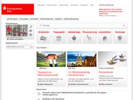 Website von Kreissparkasse Köln - Filiale