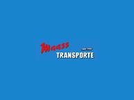 Website von Maass Transporte GmbH