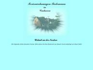 Website von Ferienwohnung Tiedemann