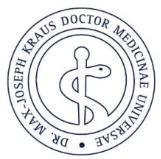 Max-Joseph Kraus Facharzt für Allgemeinmedizin