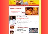 Website von Vitus Fleischerei