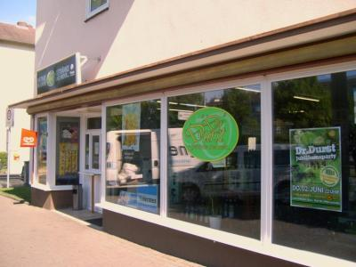 Der beste Kiosk Kassels versorgt uns für Bouts regelmäßig mit Getränken. Danke dafür!