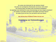Website von Pension Gräser