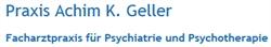 Geller Achim K. Facharzt Für Psychiatrie Psychotherapie