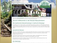 Website von Pensionen in Schmilka
