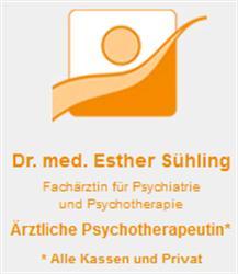 Dr. Med. Esther Sühling