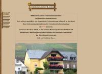 Website von Ferienwohnung Bauer