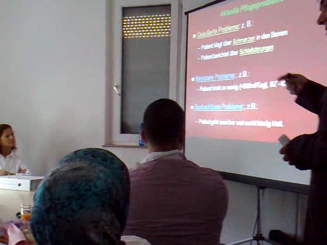 Seminar Pflegeplanung und Qualitätsmanagement in der Pflege