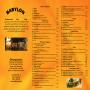 Babylon - Speisekarte