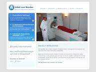 Website von WERDER J. D. VON FACHARZT FÜR DIAGNOSTISCHE RADIOLOGIE