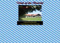 Website von Dannerbauer-Hof