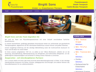 Website von Birgitt Sons