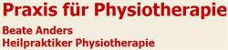 Physiotherapie Praxis Beate Anders Heilpraktiker Physiotherapie