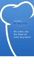 Dr. med. dent. Katja Ertel