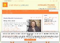 Website von Viola Moritz Seminare