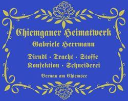Chiemgauer Heimatwerk Gabriele Herrmann