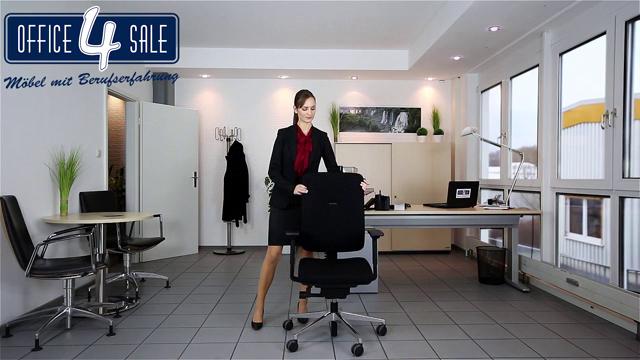 Ratgeber-Video 1: richtige Bürostuhl-Einstellung