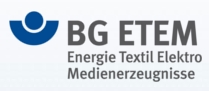 Berufsgenossenschaft Energie Textil Elektro Medienerzeugnisse