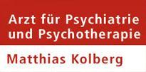 Matthias Kolberg Facharzt Für Psychiatrie und Psychotherapie
