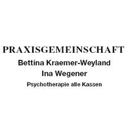 Ina Wegener und Bettina Kraemer-Weyland Psychologische Gemeinschaftspraxis