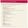 Checkliste für Ihre Veranstaltung Ihre Checkliste