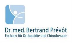 Dr. med. Bertrand Prévôt Facharzt für Orthopädie und Chirotherapie