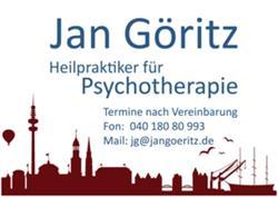 Jan Göritz Heilpraktiker für Psychotherapie