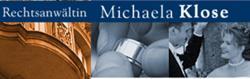 Rechtsanwältin & Mediatorin Michaela Klose