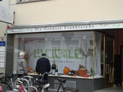 Restaurant La Cigale Benoit Lamour Franzosische Restaurants In Bonn