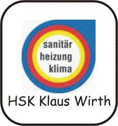 Wirth Klaus Heiz.- U. Sanitärtechnik