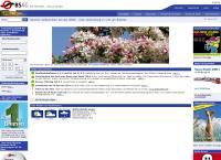 Website von Bvg Reisen