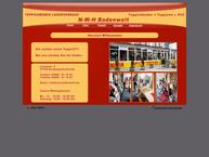 Website von N-W-H Bodenwelt Teppichboden