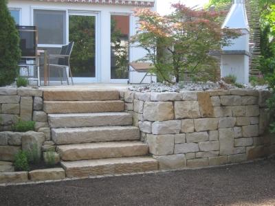 Gartengestaltung natursteinarbeiten adalbert for Gartengestaltung stuttgart