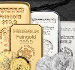 Edelmetalle - Gold / Silber -  Strategische Metalle Grünstadt|Engels