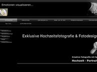 Website von Fotografie Wachinger