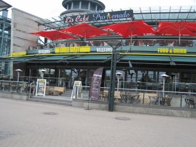 three sixty gastst tten restaurants in oberhausen neue mitte ffnungszeiten. Black Bedroom Furniture Sets. Home Design Ideas