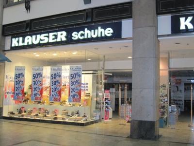 brand new 7e3e8 3ce27 Schuhhaus Klauser Oberhausen ▷, 46047 Neue Mitte ...