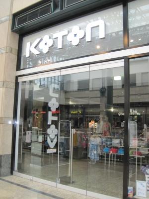 koton textil bekleidung einzelhandel in oberhausen neue mitte ffnungszeiten. Black Bedroom Furniture Sets. Home Design Ideas
