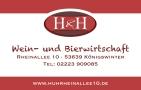 H&h Wein- und Bierwirtschaft