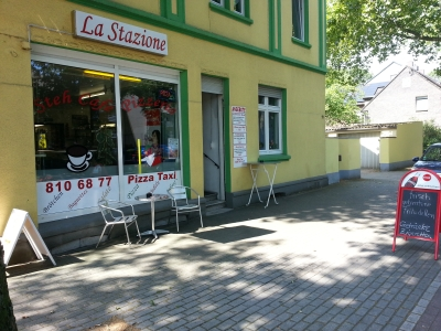 pizzeria la stazione stehcafe gastst tten restaurants in oberhausen schwarze heide. Black Bedroom Furniture Sets. Home Design Ideas