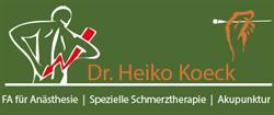 Dr. Med. Heiko Koeck Praxis Für Schmerztherapie Anaesthesie Praxis
